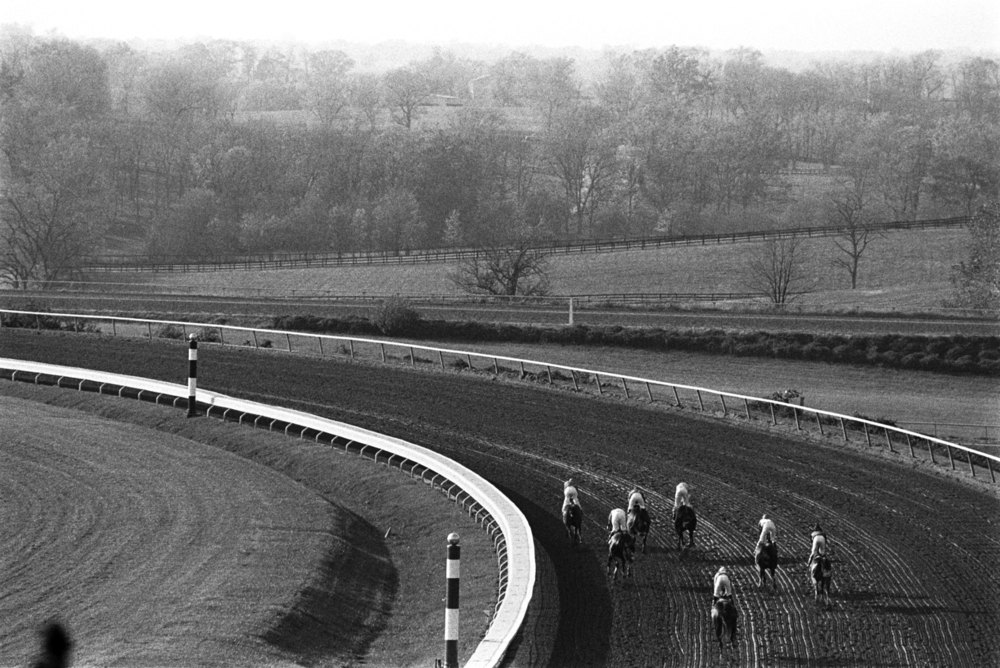 After The Finish, Keeneland, 1985