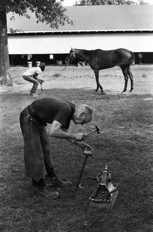 Blacksmith, Monmouth Park, 1986