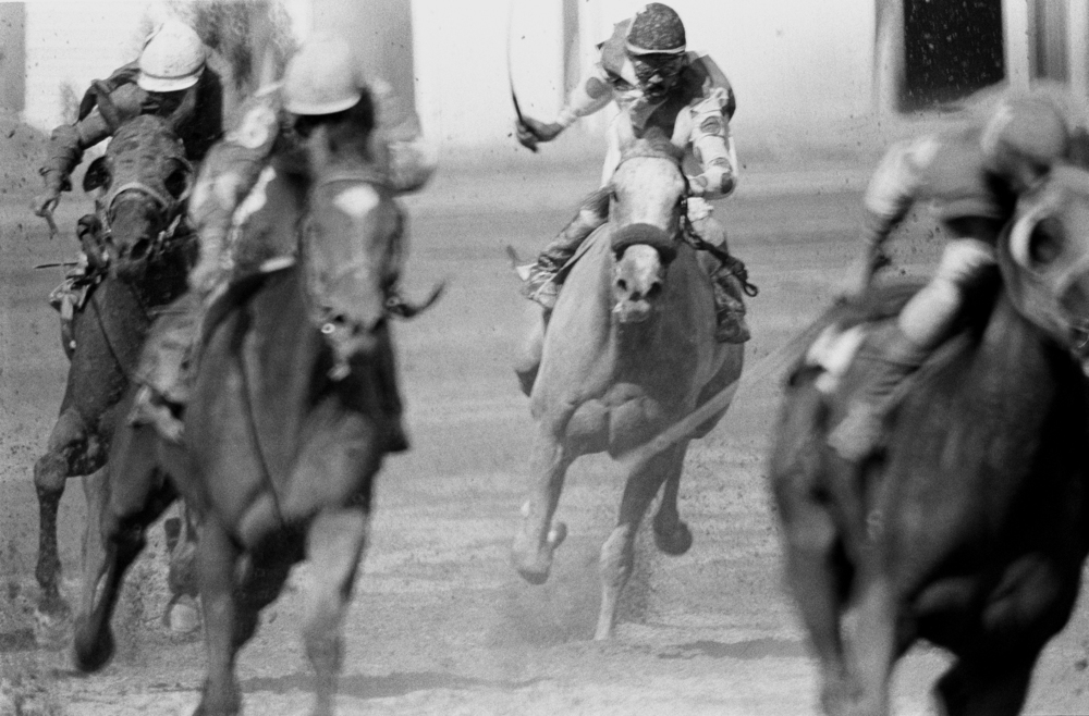 Top Of The Stretch, Suffolk Downs, 1986