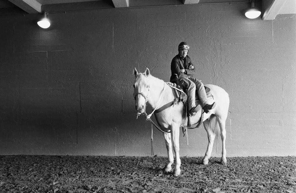 Pony Boy, Santa Anita Park, 1986