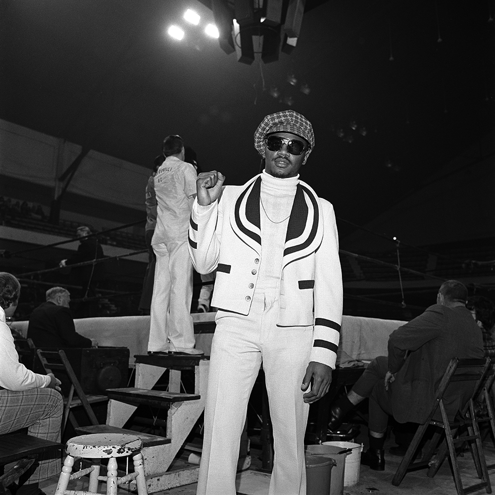 Marvelous Marvin Haggler, Golden Gloves, Lowell MA, 1976