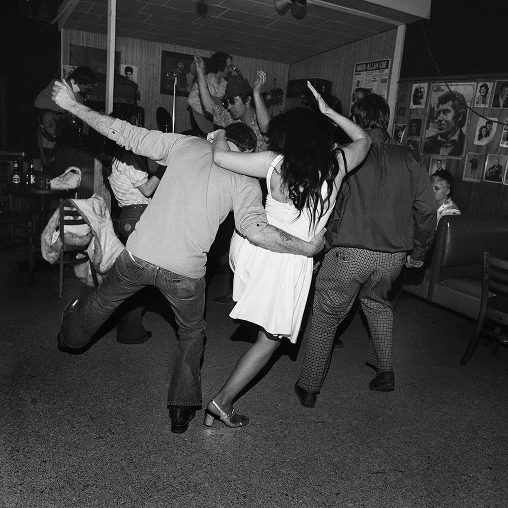 Drunk Dancing, Merchant's Café, Nashville, 1974