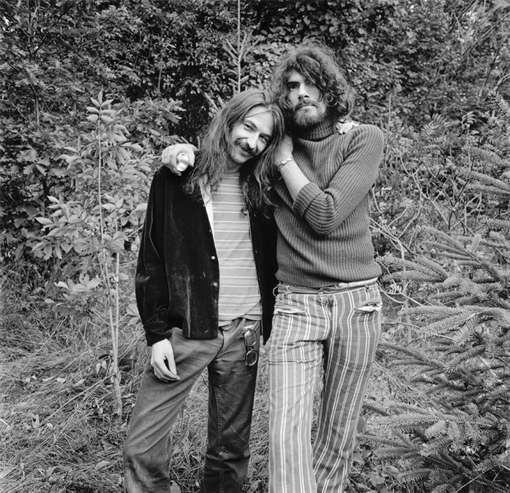The Holy Modal Rounders, Aengus Studios, Fayville, MA, 1972