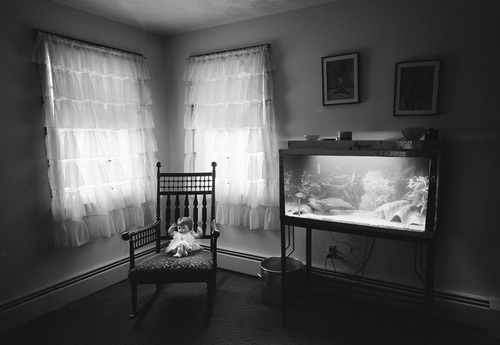 Sister's Living Room, New Bedford, MA, 1972