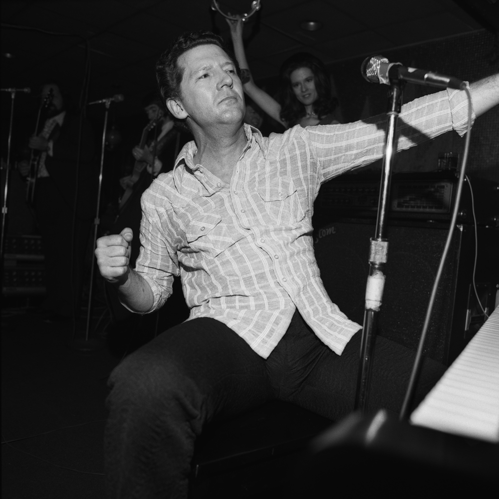 Jerry Lee Lewis, Ramada Inn, Boston, MA, 1976