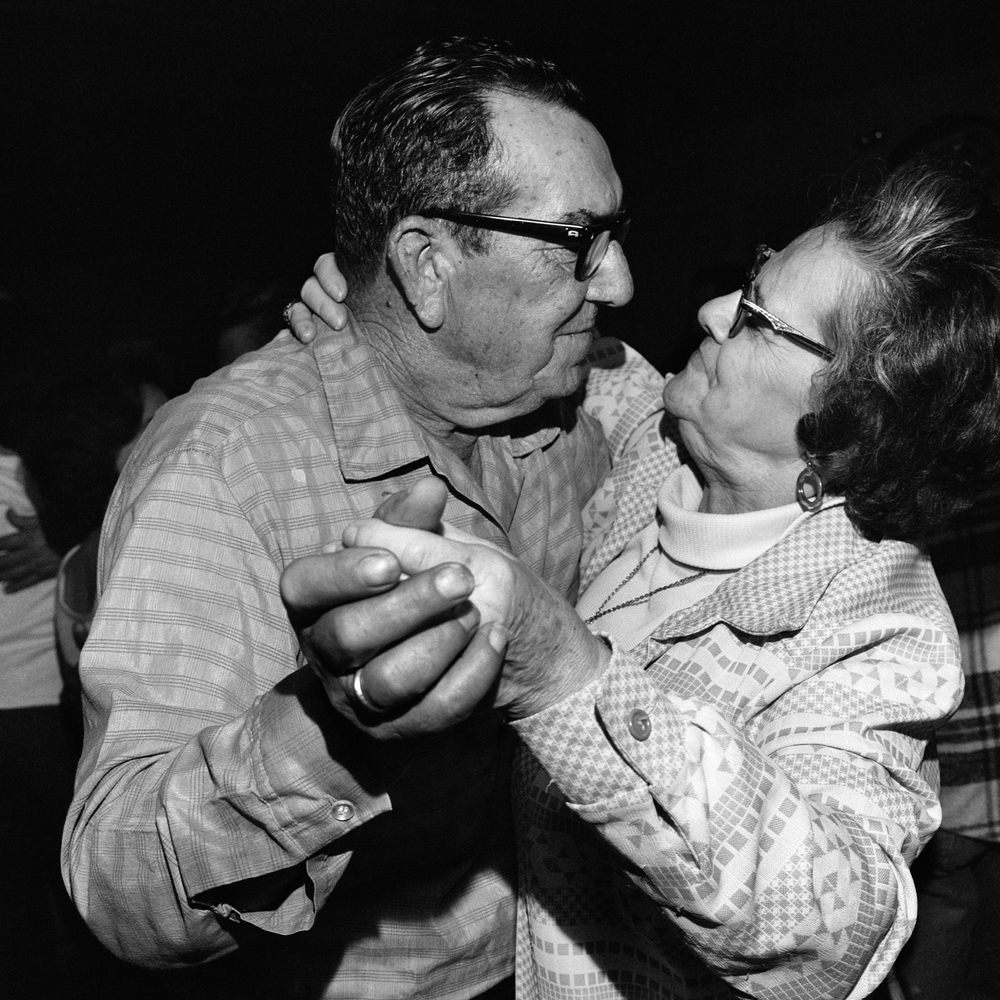 Lovers Dancing, Bearcat Lounge, Basile, LA, 1977