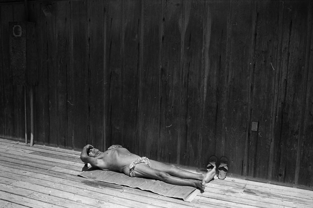 Sunning, Ft. Lauderdale, FL, 1977