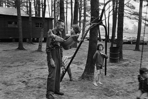 Playground, Lone Star Ranch, Reeds Ferry, NH, 1975