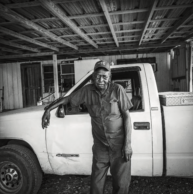 Shade Tree Mechanic, Marksville, Louisiana , 2008