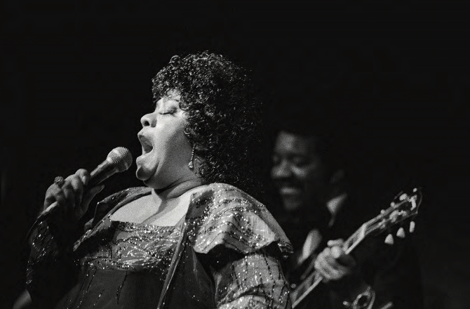 Ruth Brown, Michael's Pub, New York City,  1985