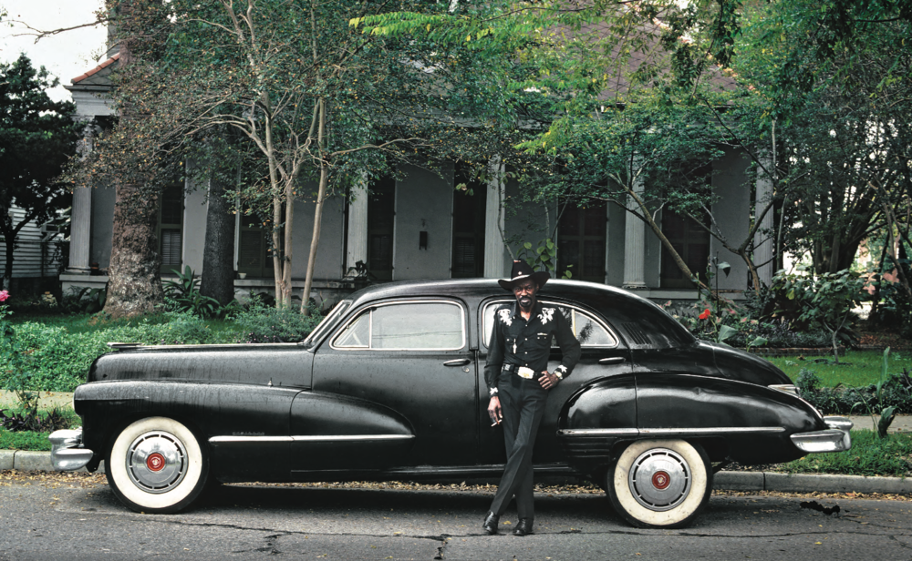 Gatemouth Brown, New Orleans, Louisiana , 1985