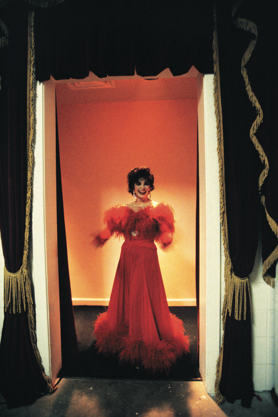 Cheryl Kartsonakis, The Grand Palace Theatre, Branson, Missouri , 1996