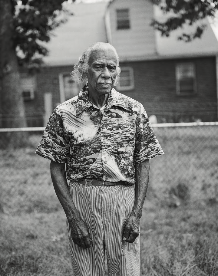 Mr. Leonard A. Scott, Hillcrest Heights, Maryland , 1998