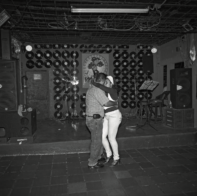 Slow Dancing, El Mani Club, Caracas , 2011
