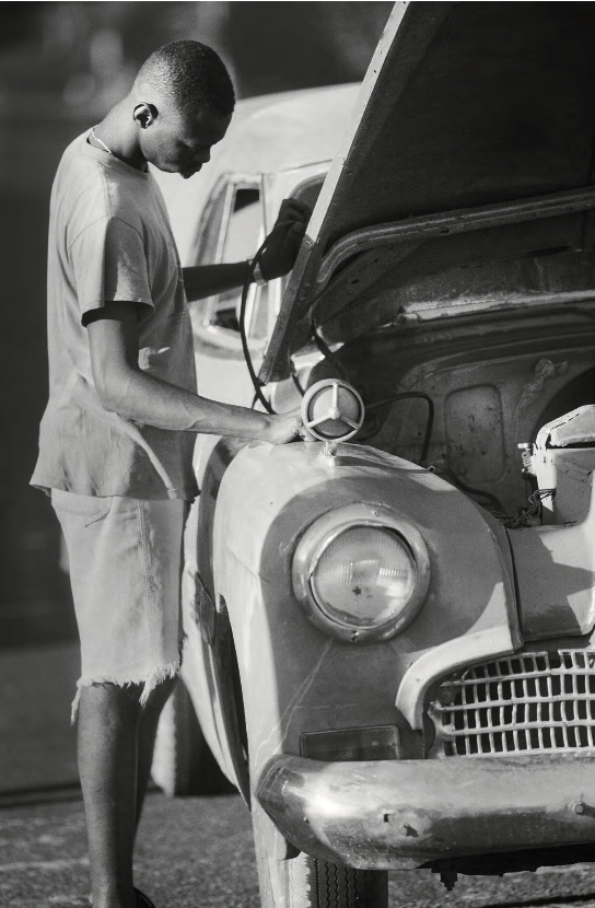 Engine Trouble, Havana , 2000