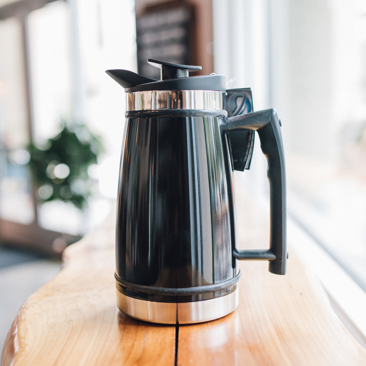 Black French Press Insight Coffee Roasters