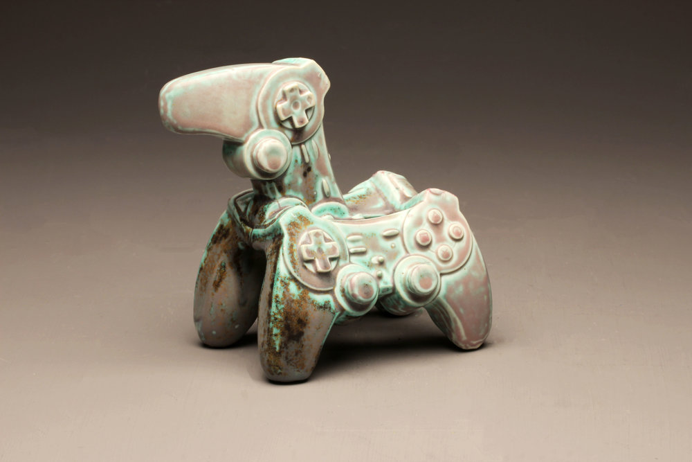 Play |  Ceramic, 2015