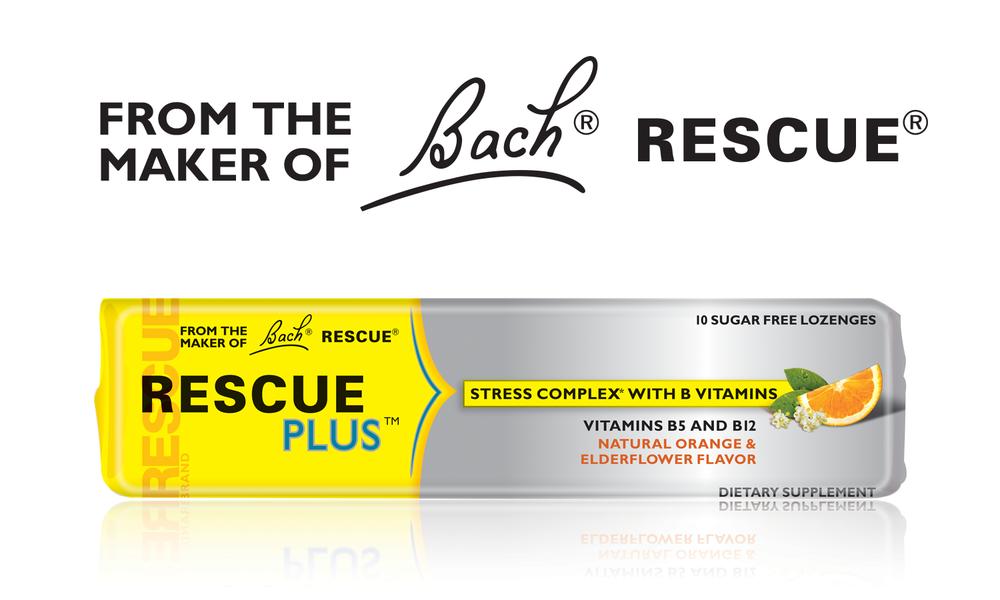 Rescue Plus Logo (Horizontal)