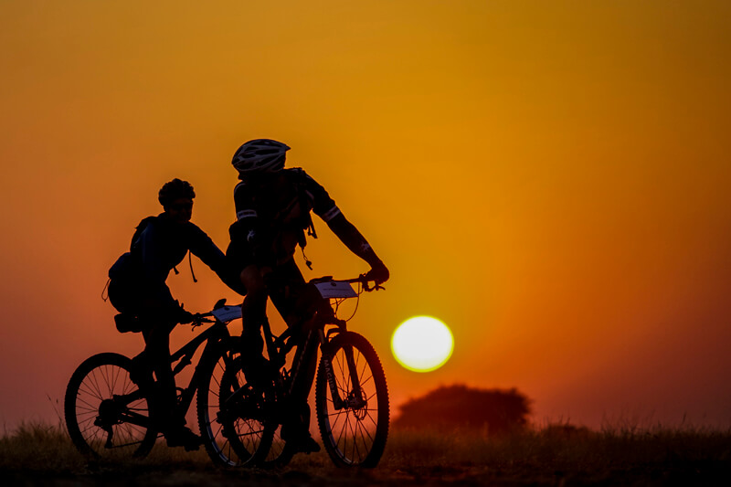 Raise $2,500 or more and experience a ride of a lifetime in Africa all expenses paid.