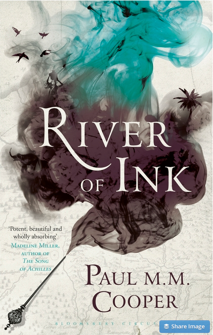 Paul M.M. Cooper River of Ink