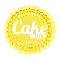 Nov 2015 Cake Masters article