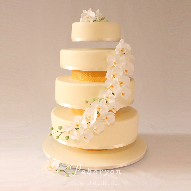 Wedding Cakes — Peboryon