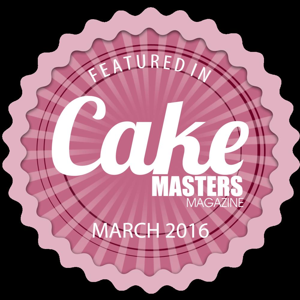 Cake Masters Magazine March 2016