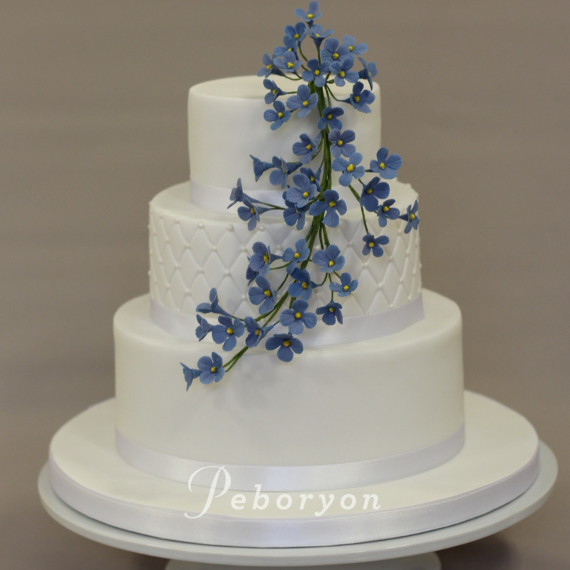 2018-Peboryon-Cornwall-London-Luxury-Wedding-Cake-Fulham-Palace-Blue-Flowers-White-Extreme-Cake-Makers-Channel-4.jpg