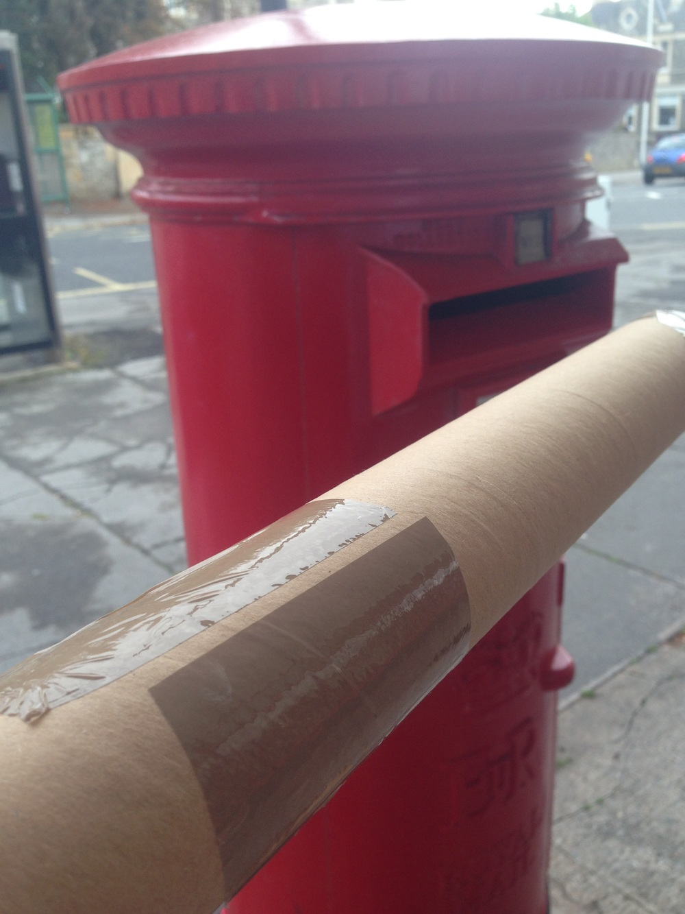 Call of the Post Box