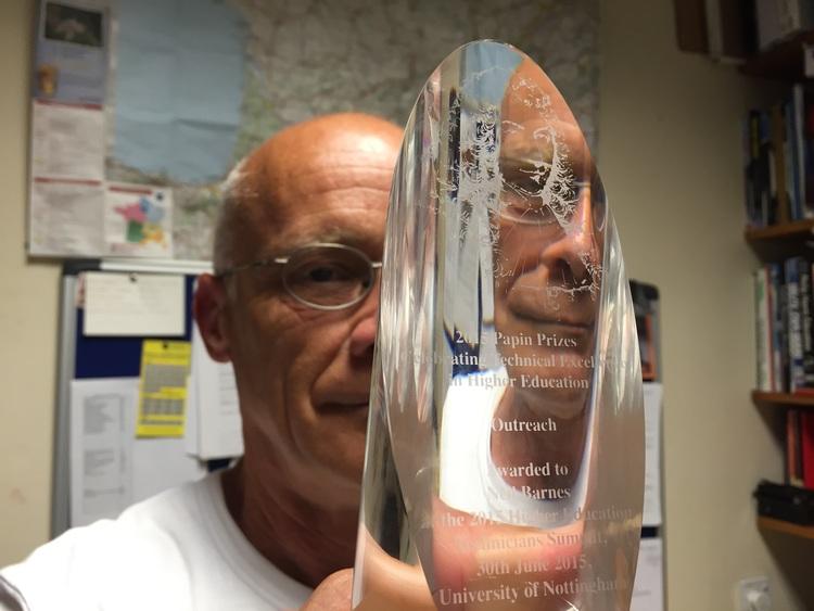 Neil wins a prize brady haran imageg urtaz Gallery
