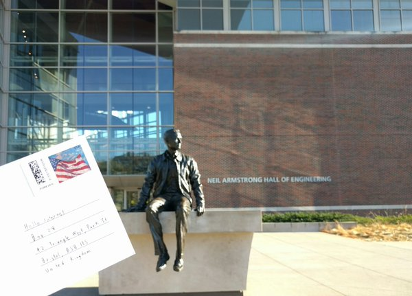 Neil Armstrong Hall of Engineering, Purdue University
