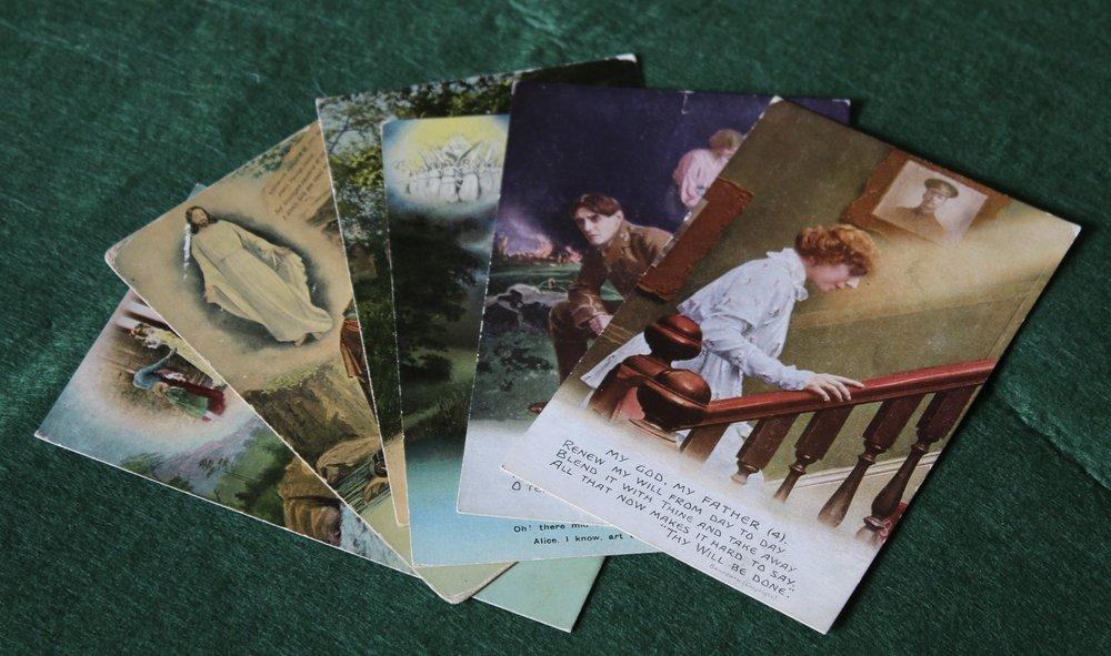 Various postcards (From Brady to Tim)   BUY 1   -   BUY 2   -   BUY 3
