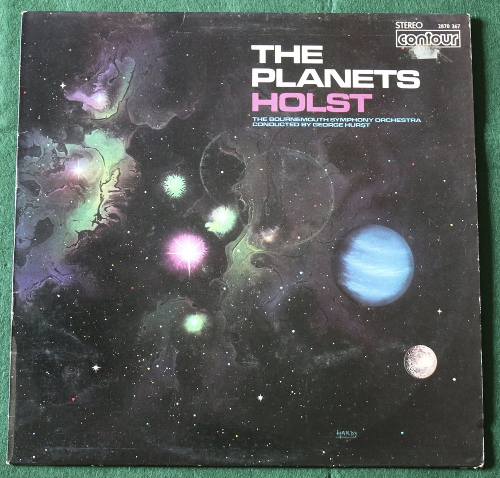 Holst The Planets (From Brady to Tim)   BUY THIS