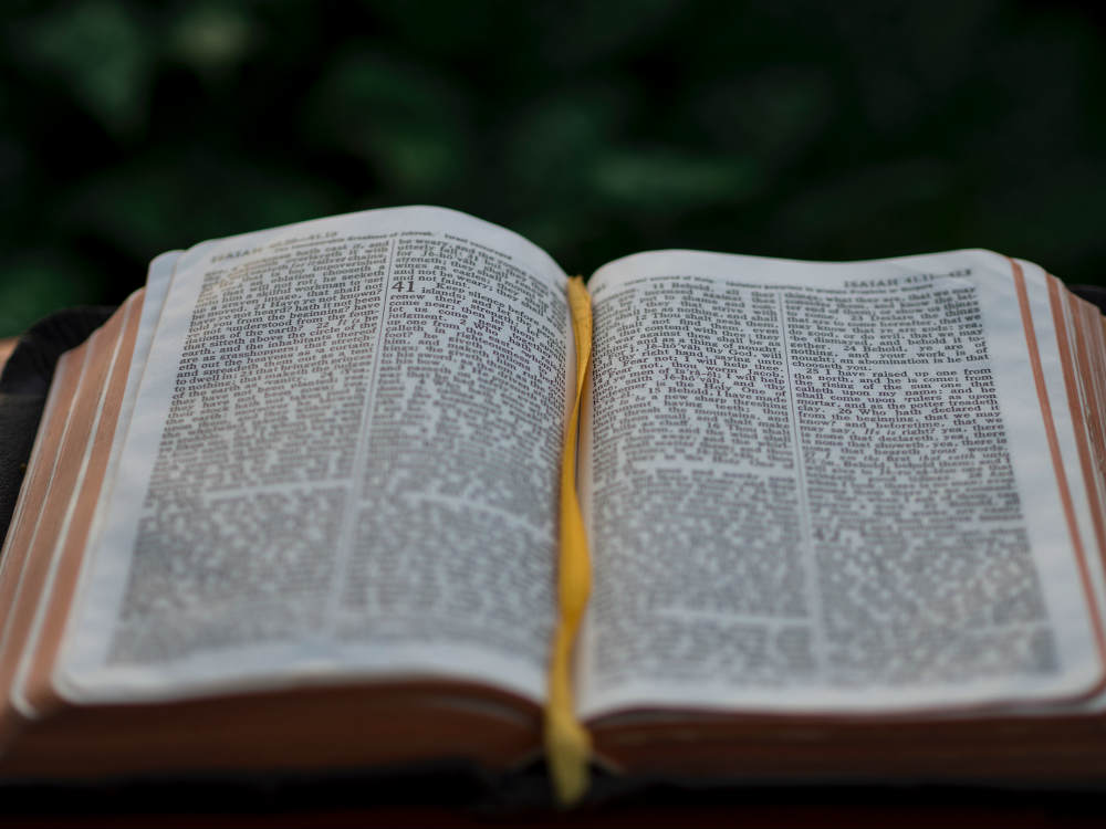 """The reason that many people don't study, learn, and hide the Word in their hearts is simply because they don't value it as important. If you value Scripture as important, it might be time for your actions to show that."""