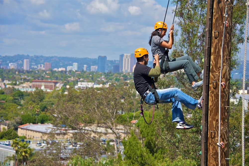 Culver City Climbing Wall City View.jpg