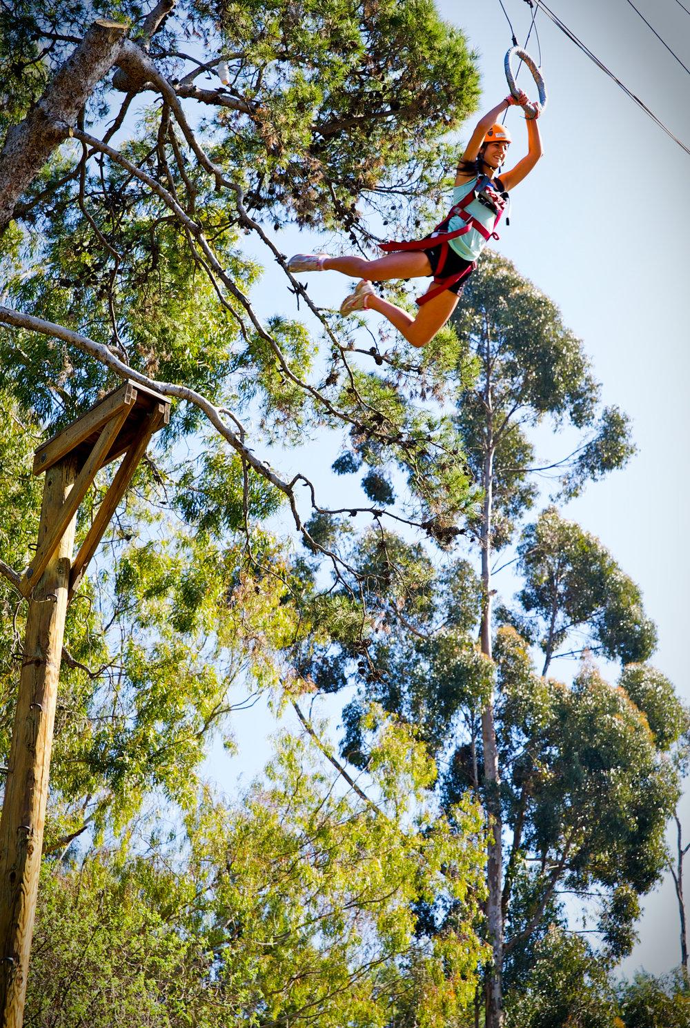 Fulcrum Team Building,leap of faith at Culver City  2.jpg