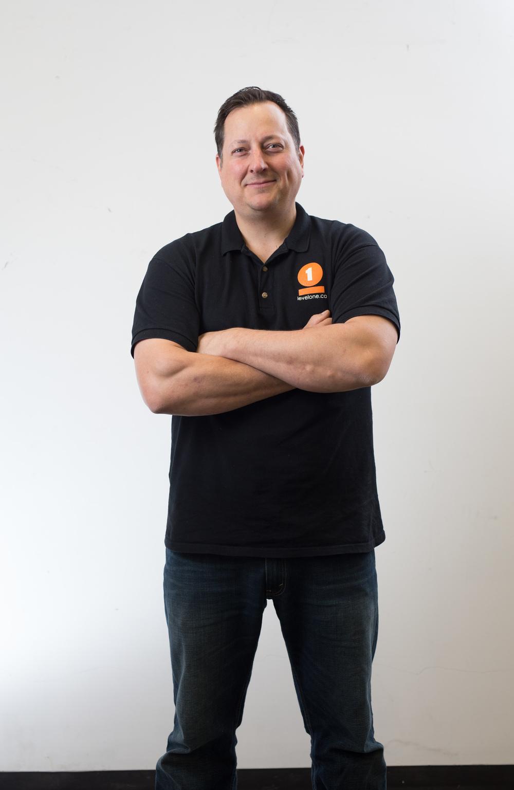 Trevor Lampi / Project Manager