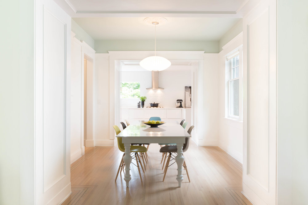 Seamless Elegance - Hertiage Home Renovation