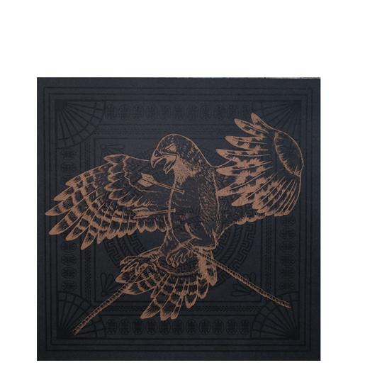 Hawk (Black) - $20.00