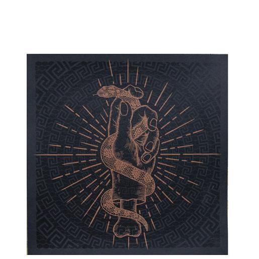 Snake (Black) - $20.00