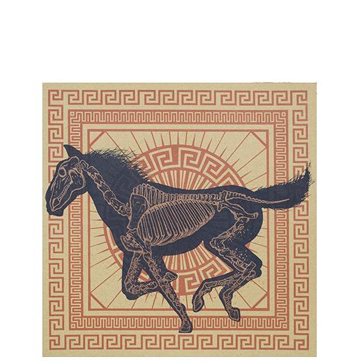 Horse (Kraft) - $20.00