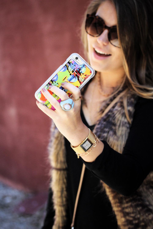 unique iPhone cases | Debbie Brooks iPhone Case