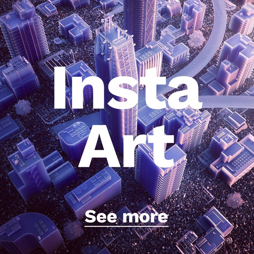 Insta Art