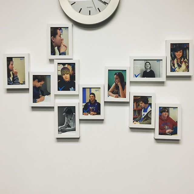 Our wall of fame. #toronto #school #learning #summerschool #summer