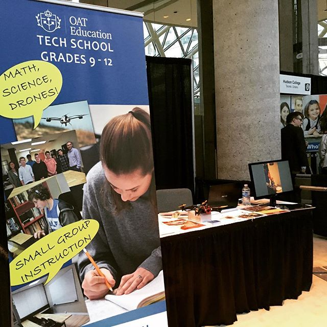 Private #schools #expo2016 #toronto #highschool #learning #drones