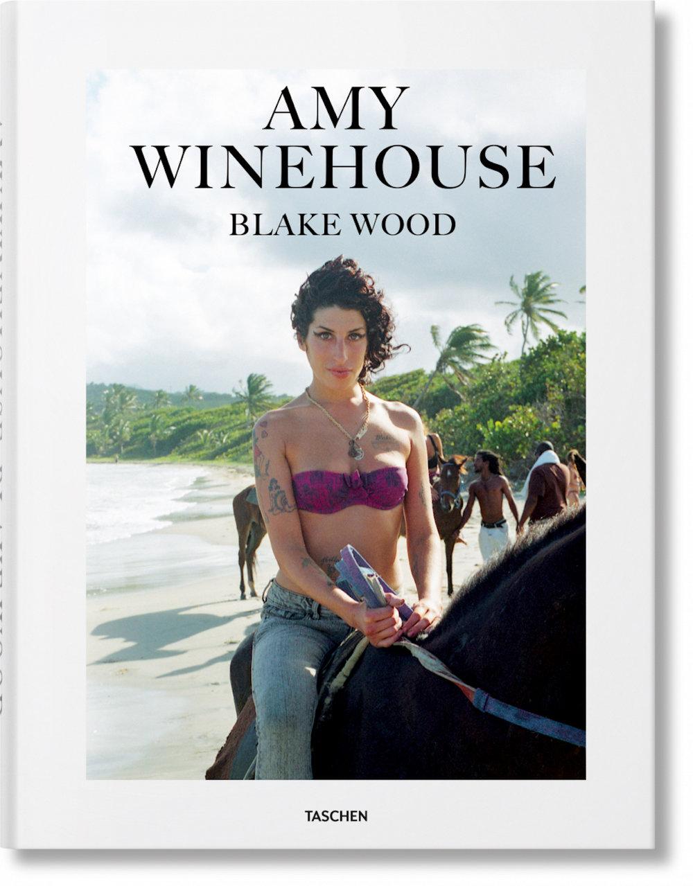 TASCHEN - invites you to meet photographer Blake Wood at a signing of his new bookAmy Winehouse.Blake WoodSunday November 182-4 pmTASCHEN107 Greene StreetNew York, NY 10012