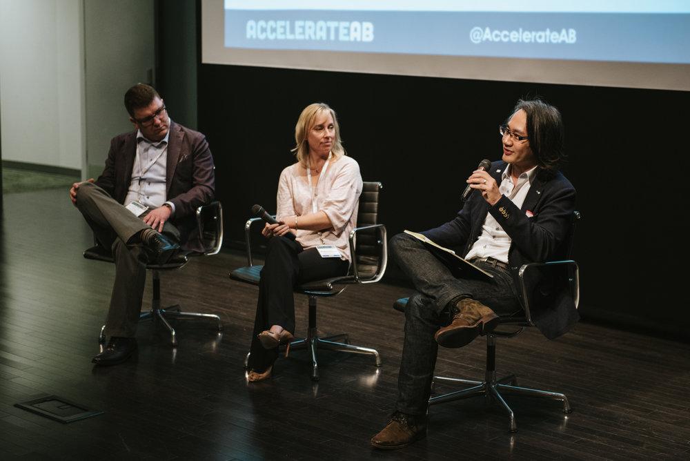 AccelerateAB 2017 Workshops