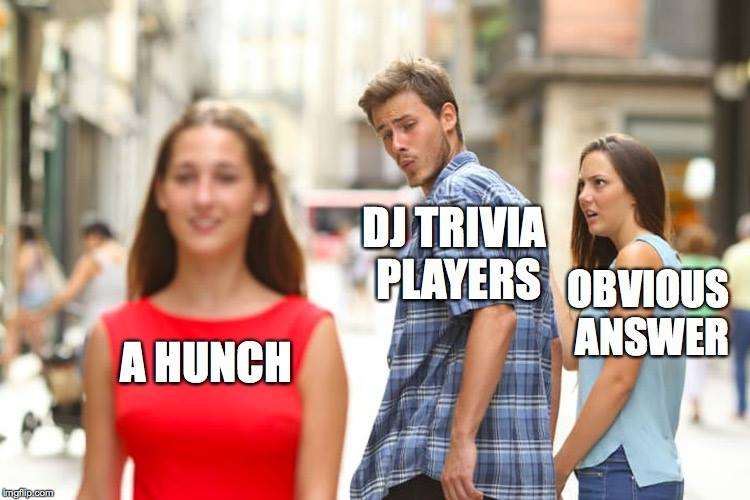 As a social media and marketing manager for a local bar trivia company, I write, develop and create fun posts to encourage people to come to their local venue to play.