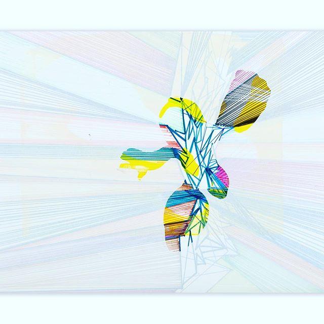 #drawing #contemporaryart #mixedmediaart #colorful #art #visualart #superhero