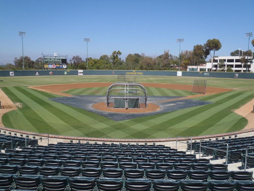 UC Irvine's Anteater Ballpark